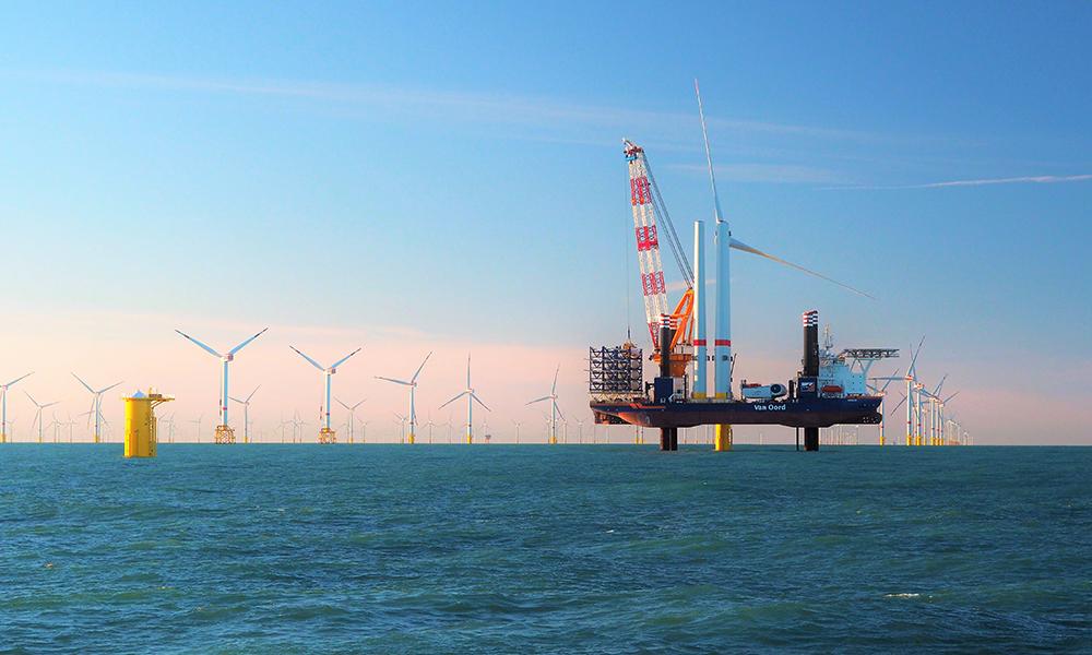 gemini offshore windpark van oord