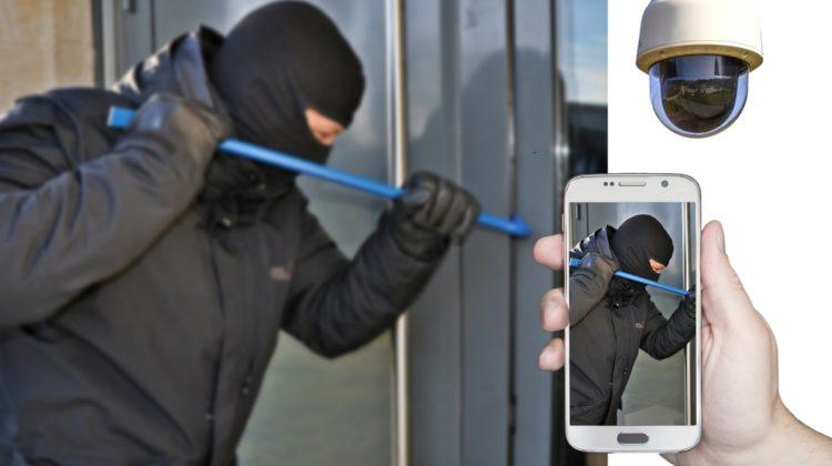 de strijd tegen inbrekers met alarmsystemen
