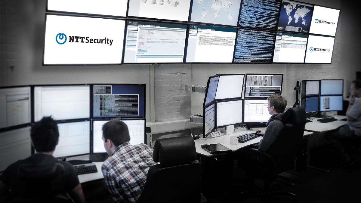 SE SOC van NTT Security